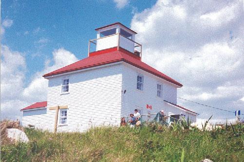 Visit Guysborough: Port Bickerton Lighthouse