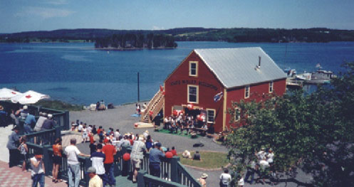 Visit Guysborough: Guysborough to Milford Haven River