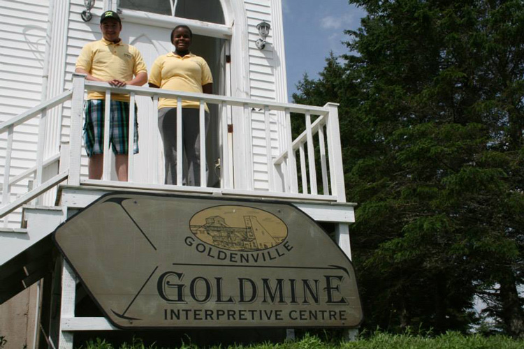 Goldenville Interpretative Centre