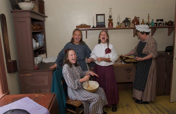 Sherbrooke Village: Hands on History