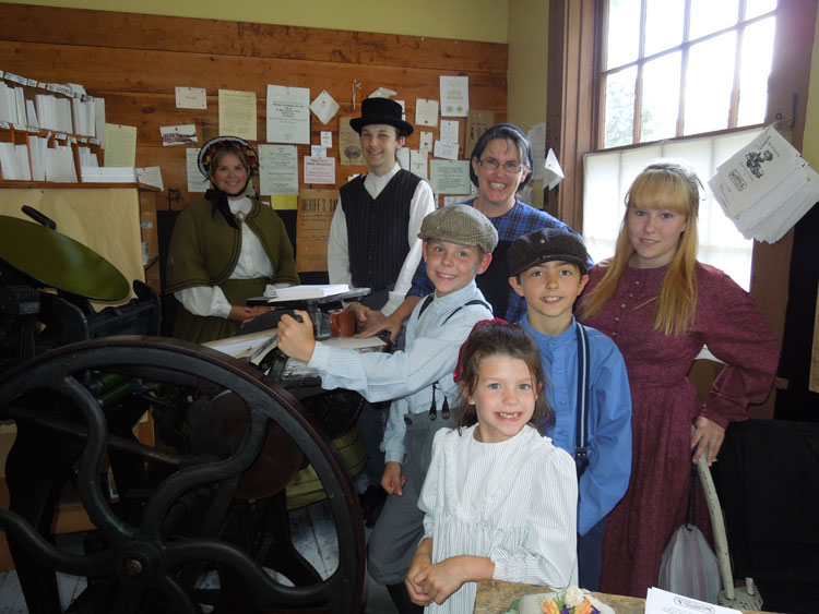 Sherbrooke Village: Hands on History