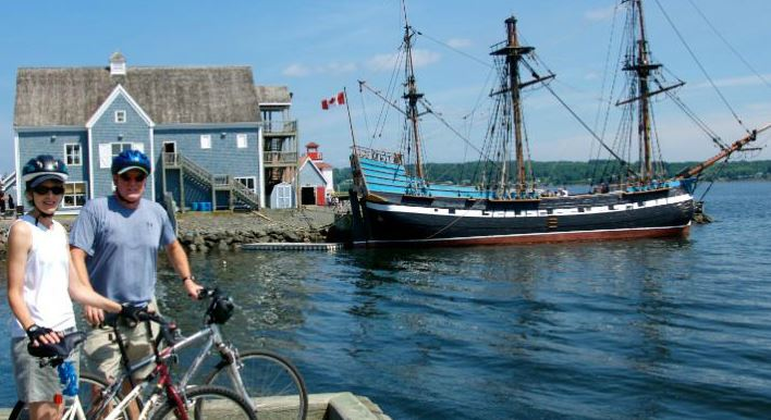 Visit Guysborough: DEANS