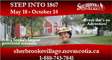 Visit Guysborough - Sherbrooke-Village