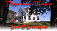 Visit Guysborough - Pepperlane Manor Ad